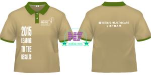 Áo thun đồng phục, công ty may đồng phục